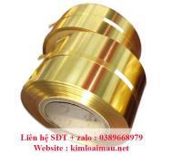 Đồng vàng lá 0.4mm