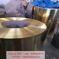 Đồng vàng lá 0.5mm